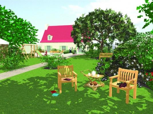 Maison et jardin 3d 2009 acheter et t l charger sur - Maison jardin et terrasse 3d ...