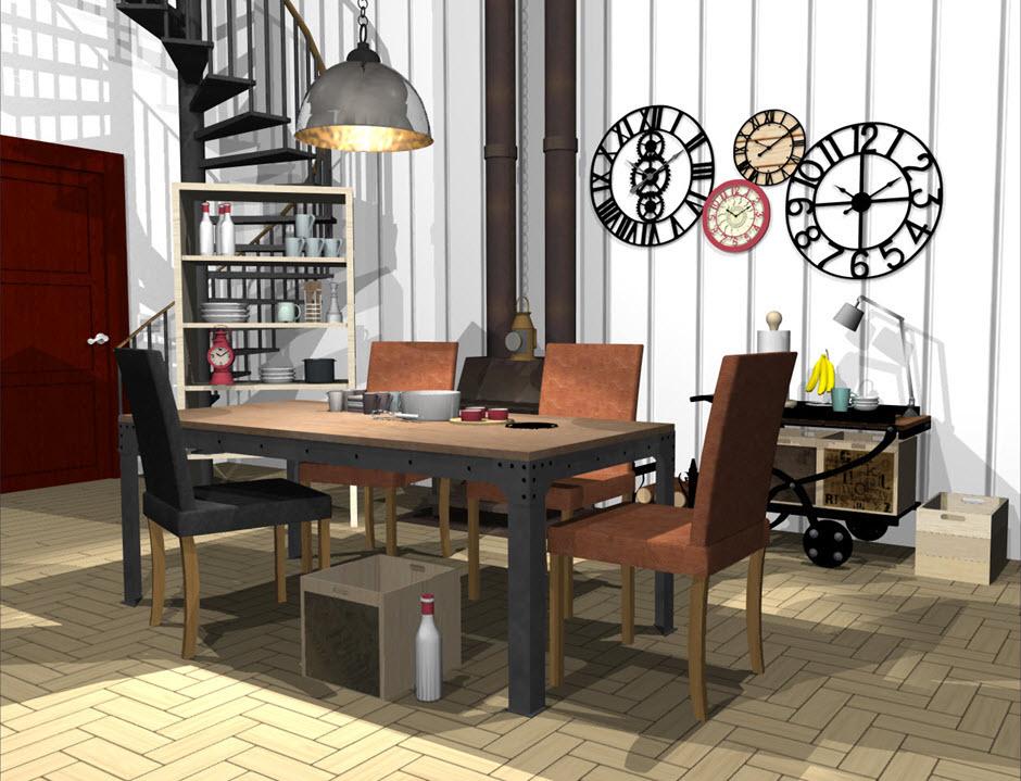 Decoration interieure logiciel meilleures images d for Logiciel decoration interieure 3d