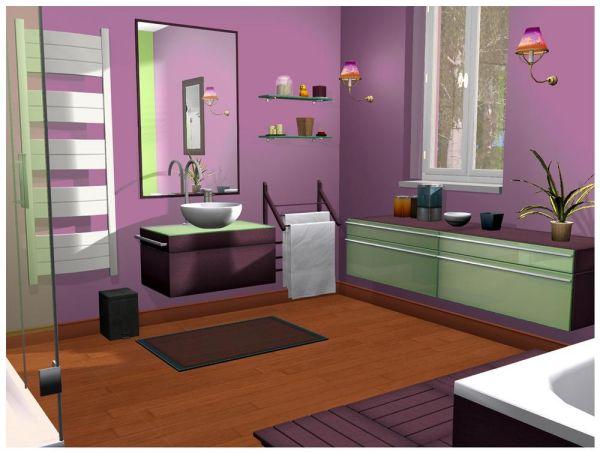 Cuisine et salle de bain 3d acheter et t l charger sur - Decoration cuisine et salle de bain ...