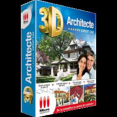 3d architecte expert cad acheter et t l charger sur. Black Bedroom Furniture Sets. Home Design Ideas