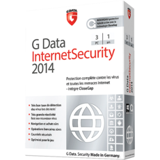 G DATA InternetSecurity 2014