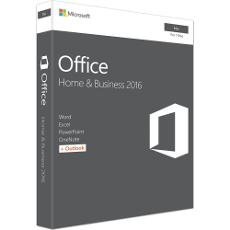 Office für Mac Home and Business 2016