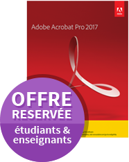 Acrobat Pro 2017 Education