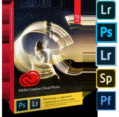 Adobe Creative Cloud Photo