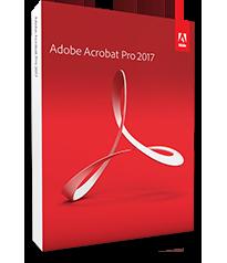 Acheter Acrobat Pro 2017 - Windows