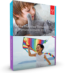 Adobe Photoshop Elements 15 & Adobe Premiere Elements 15 - Education