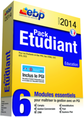 EBP Pack Etudiant 2013
