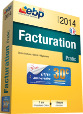 EBP Facturation Pratic Open Line 2014 + services VIP*