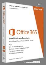 Office 365 Petite Entreprise Premium