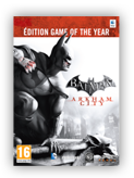 Batman : Arkham City Game of the Year Edition - Mac