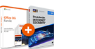 Pack Office 365 Famille + Bitdefender Internet Security 2018 5 PC