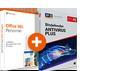 Pack Office 365 Personnel + Bitdefender Antivirus Plus 2018