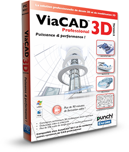 ViaCAD Professional 3D v. 9